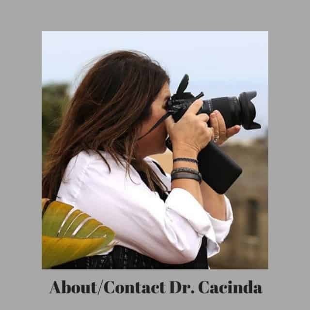 Come along with Dr. Cacinda Maloney