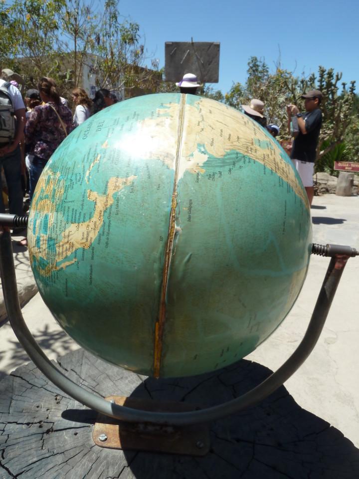 Ecuador, Middle of the World , Quito, Equator, Latitude 0 longitude 0