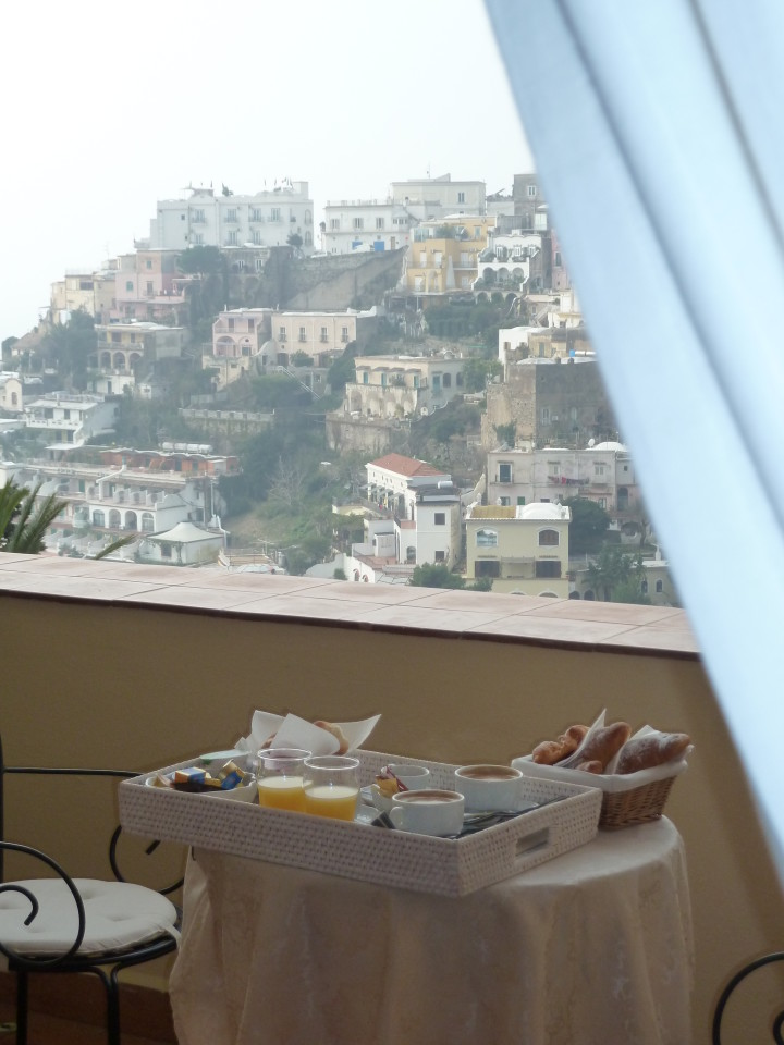 Positano, Italy, View from Villa Mary, Positano Luxury hotels, Positano Beach