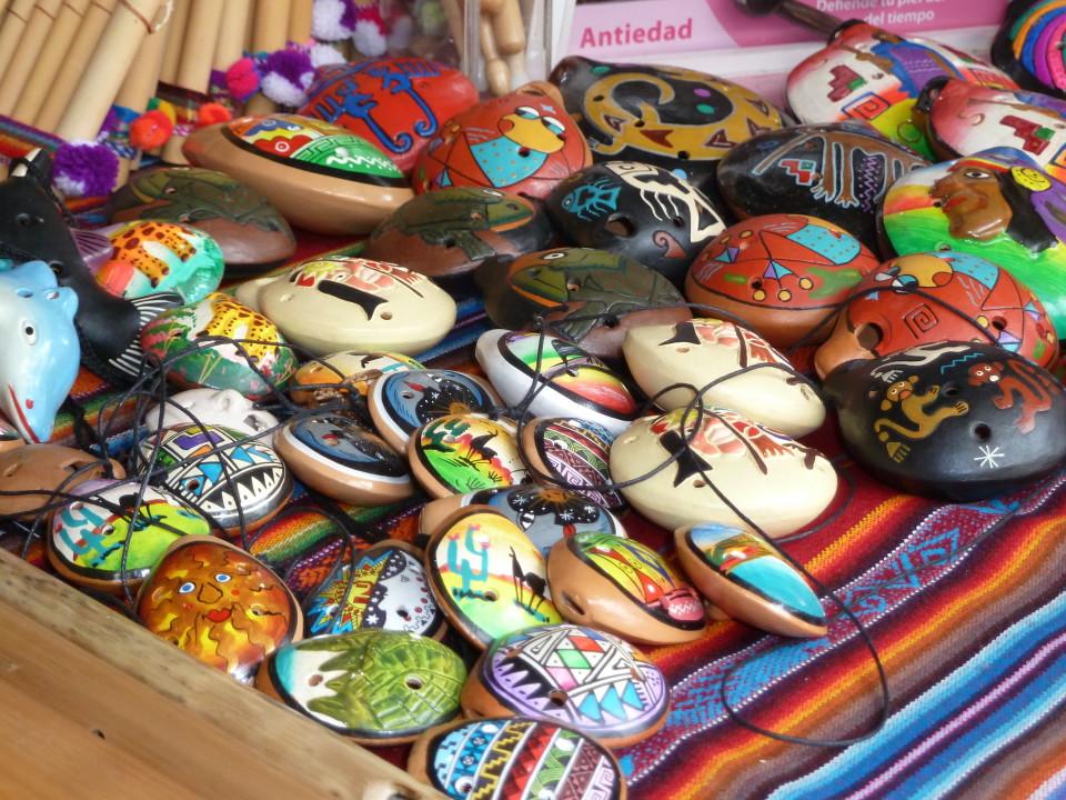 The Markets in Cuenca, Ecuador
