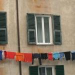 Italian Laundry – Street Art