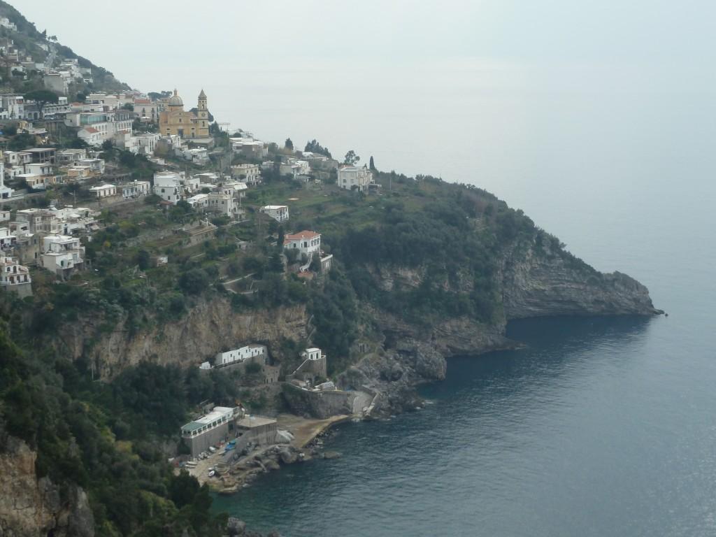 Positano, Italy to Furore, Italy