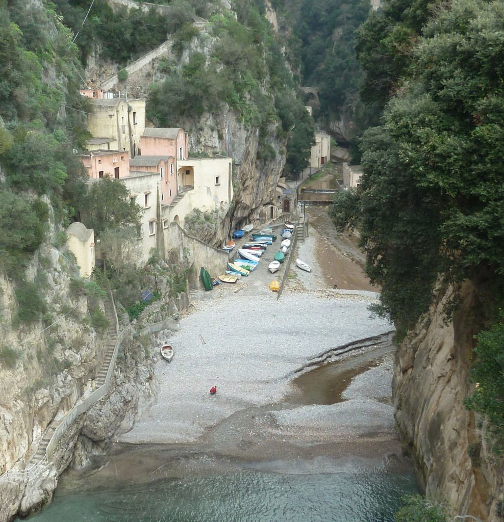 Furore Beach Italy - The Hidden Gem on the Road to Rome