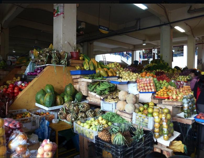 The Markets in Cuenca, Ecuador, ferias libres, feria libre cuenca