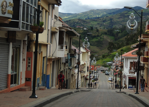 Ecuador: Land of Enchantment