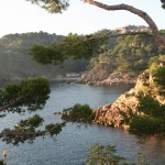 Begur, Spain and its many medieval villages along the Costa Brava