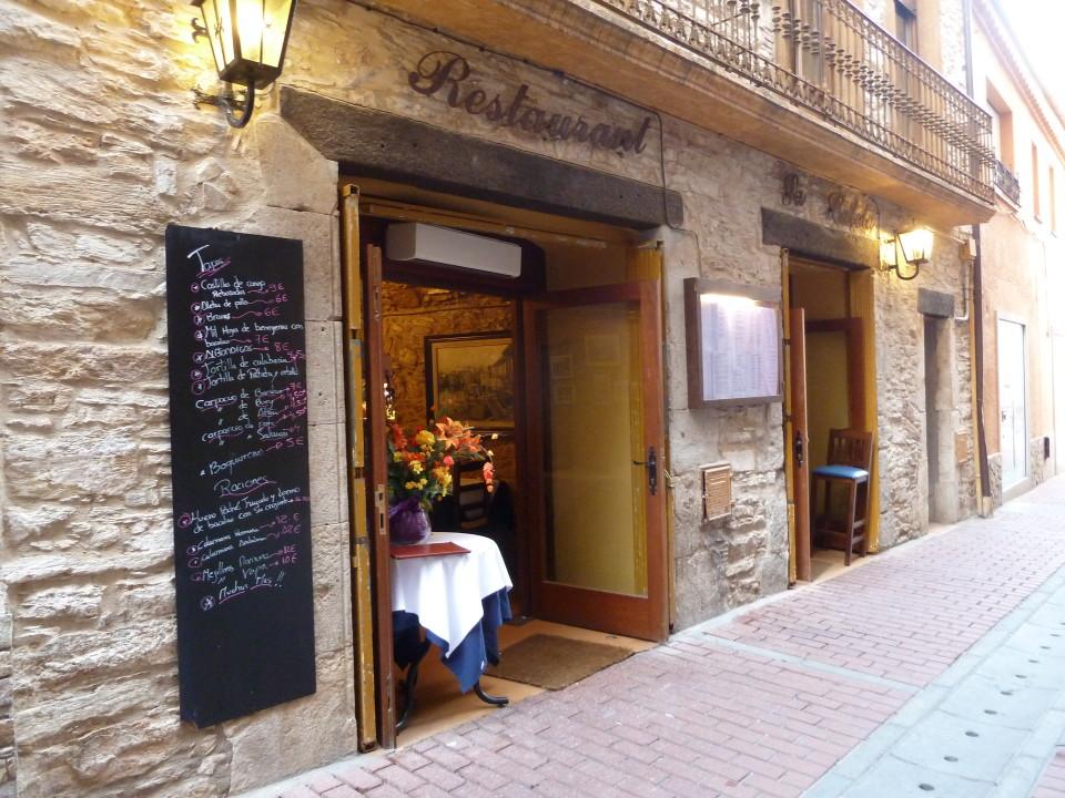 Medieval villages along the Costa Brava of Spain: Begur