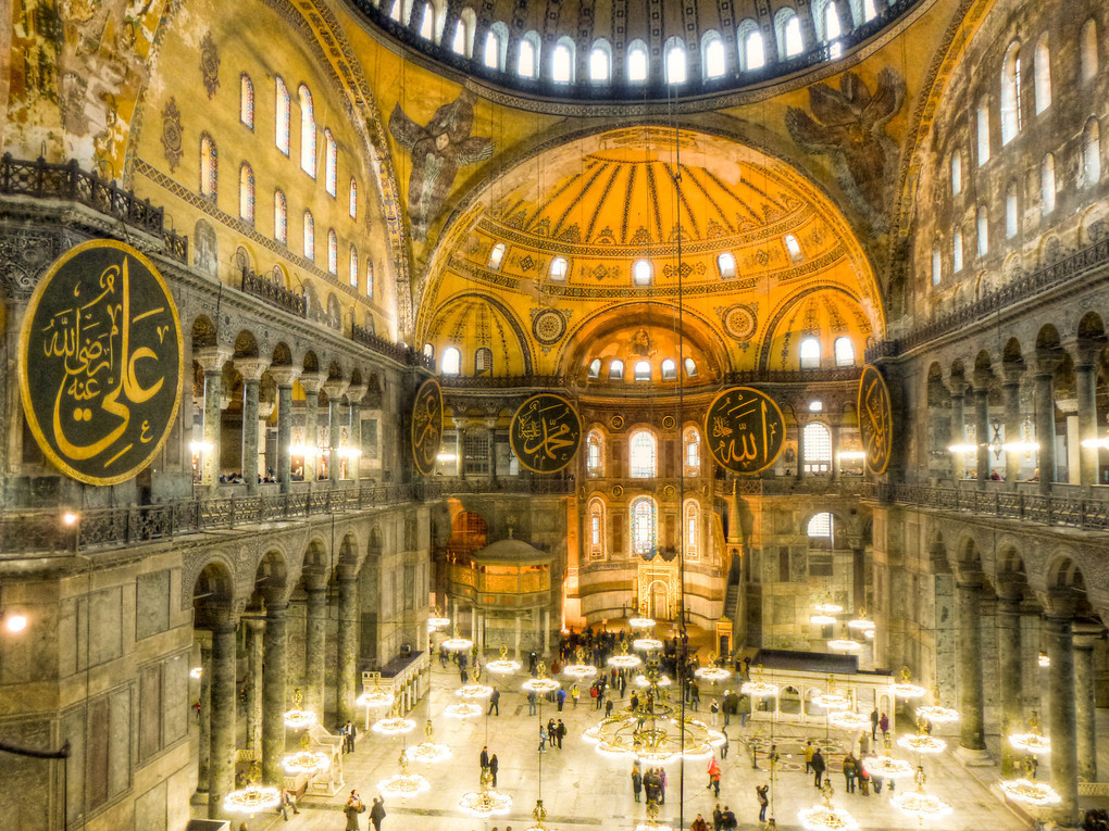 Blog Hagia Sophia My thoughts on Istanbul, Turkey and the Hagia (Aya) Sophia