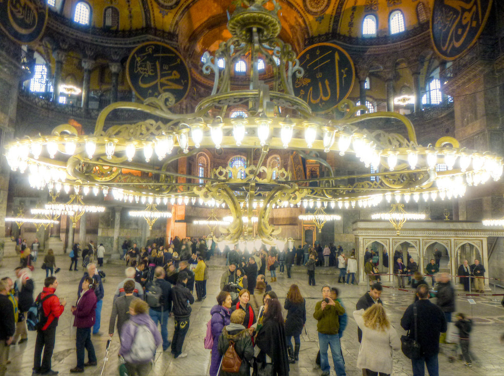 Blog Hagia Sophia2 My thoughts on Istanbul, Turkey and the Hagia (Aya) Sophia