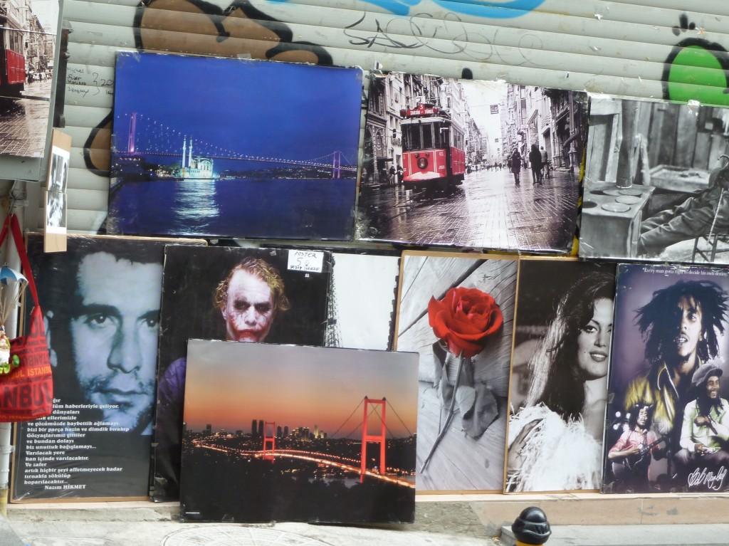 Turkey, Istanbul art grafitti