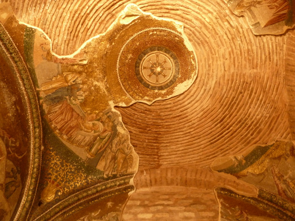 Come along with me as I explore Chora Church, One of the Most Beautiful Churches in the World