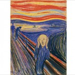 Edvard Munch:  The Scream, What makes you Scream?