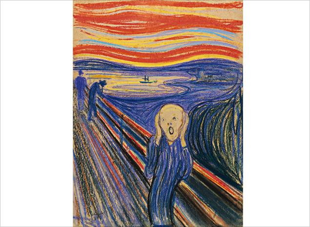 Edvard Munch's THE SCREAM, Things to do in Norway