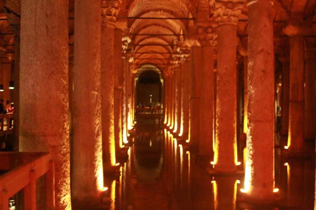 Cistern Istanbul