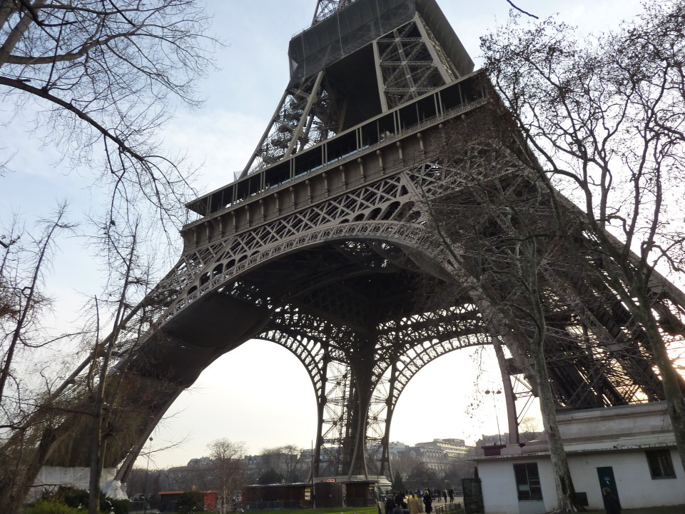 Essay about travelling to paris