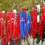 Patriotism at its best:  Republic Day in Istanbul, Turkey