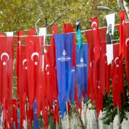 The flags of Istanbul, Turkey, Come along with me as I explore Istanbul, Turkey on its most patriotic day of the year, Republic Day. It is a patriotism example and patriotism essay within itself. Patriotism Quotes