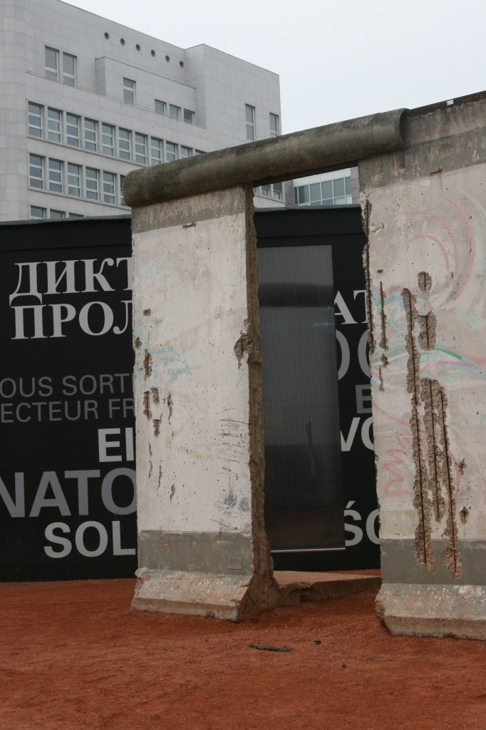 IMG 5845 682x1024 Reflections of the Irony of the Berlin Wall