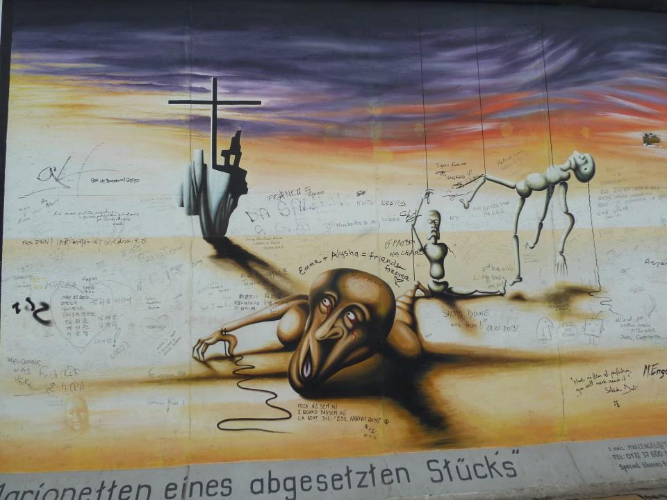 TWall of Berlin