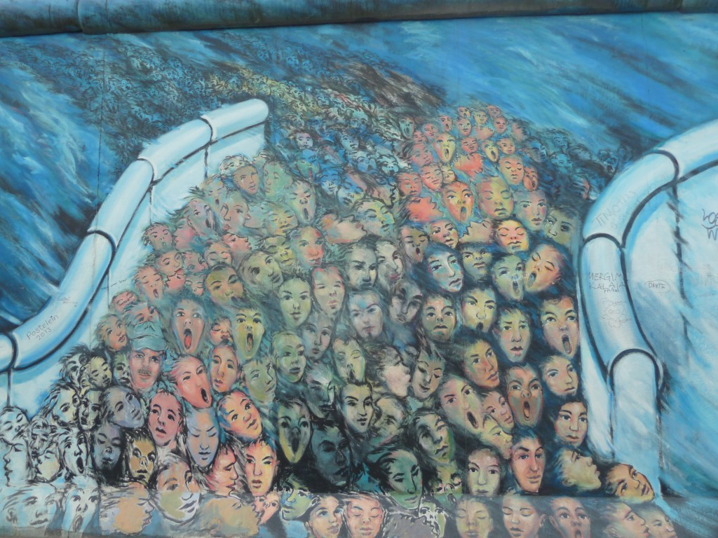 P1090854 1024x768 Reflections of the Irony of the Berlin Wall