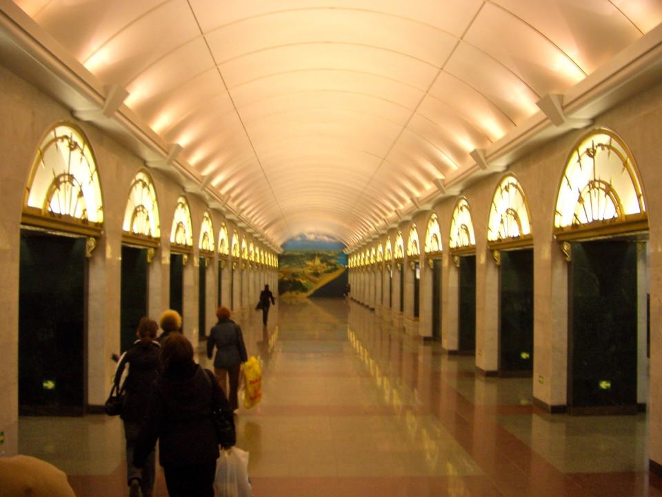 Russian Ballet, Russian metro