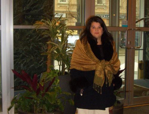 Travel style: Cacinda Maloney: My interview by Johnny Jet!