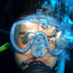 Distortions Under the Sea:  Scuba/snorkel the Cayman Islands