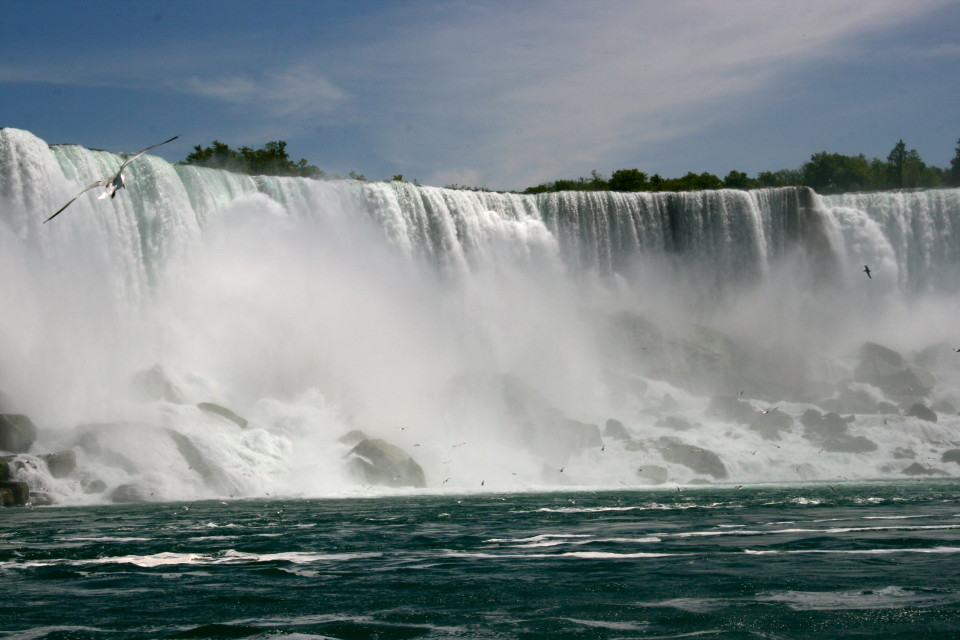 Niagara Falls, Canada, Niagara Falls Facts, Where is Niagara Falls