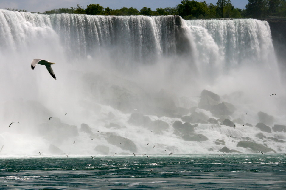 Niagara Falls Facts, Where is Niagara Falls