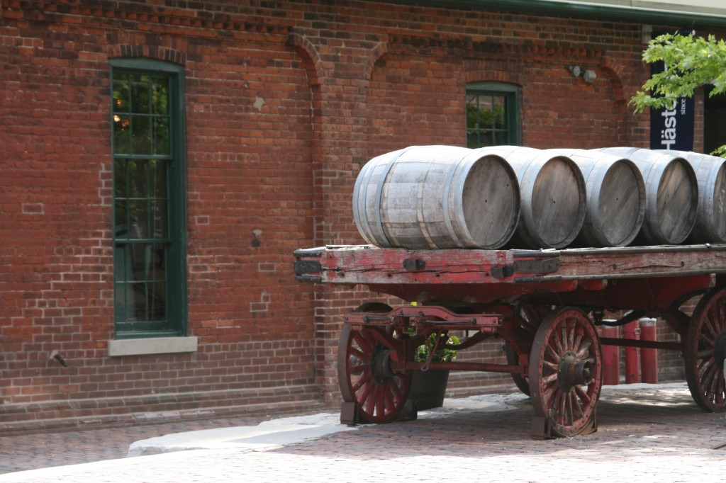 The Distillery Historic District, Toronto, Canada