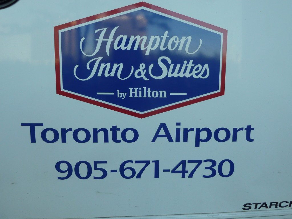 Hampton Inn Toronto Airport