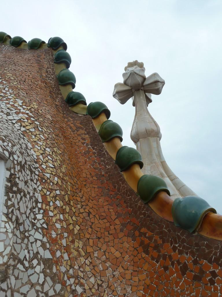 Spain, Barcelona Gaudi
