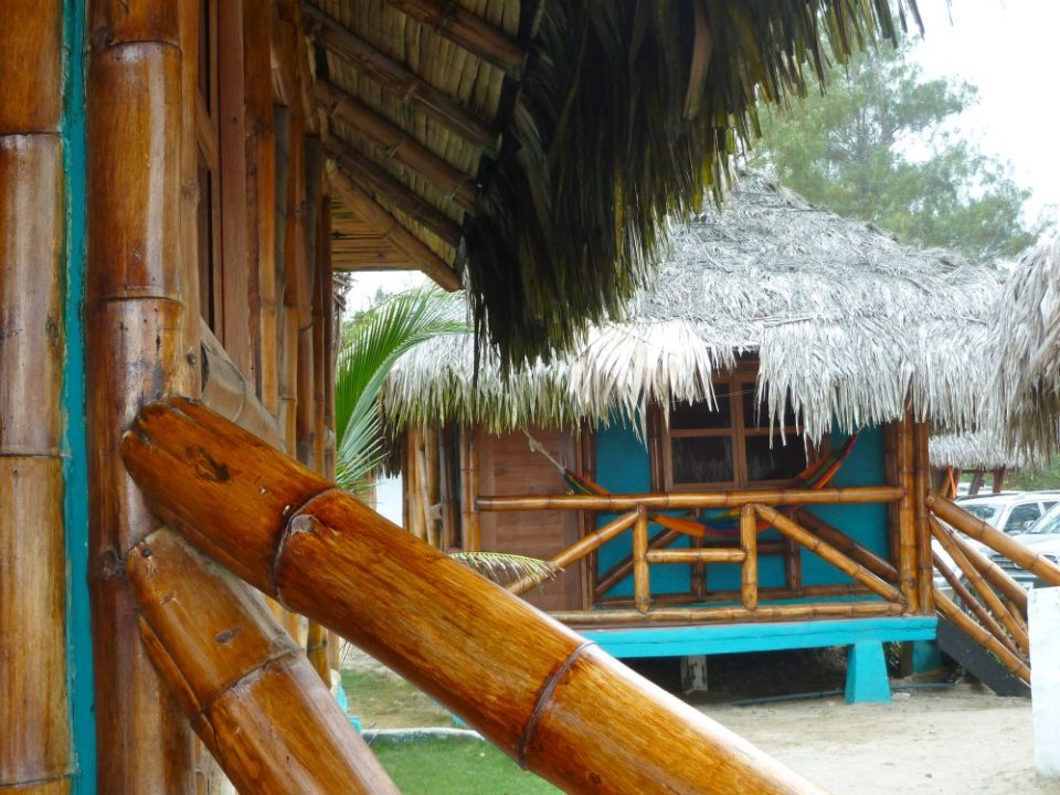 Montañita, Ecuador Balsa Surf Camp