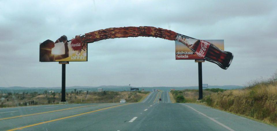 Road to Montanita, Ecuador