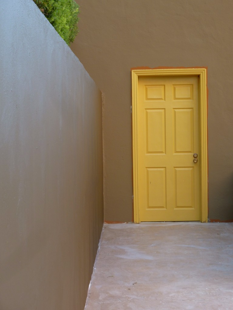 Yellow Door, Arizona's Beach: Rocky Point, Mexico