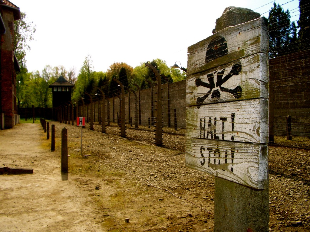 Concentration Camp - Auschwitz, Poland