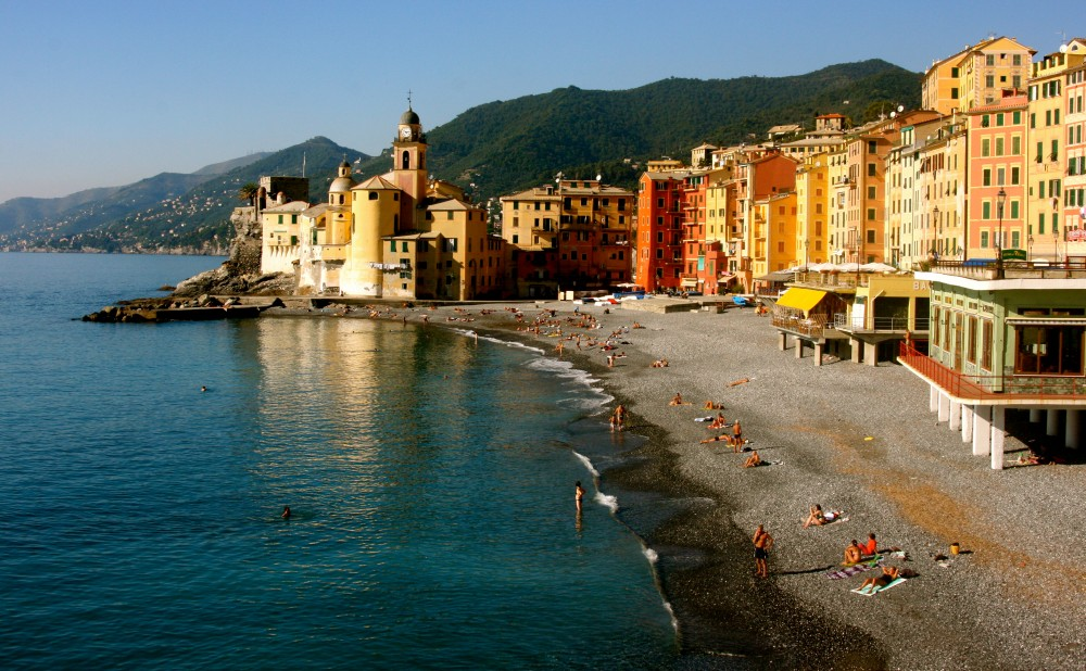 Italy Revealed: Comogli