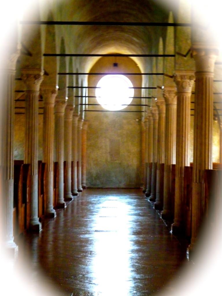 La Biblioteca Malatestina, Cesena, Italy