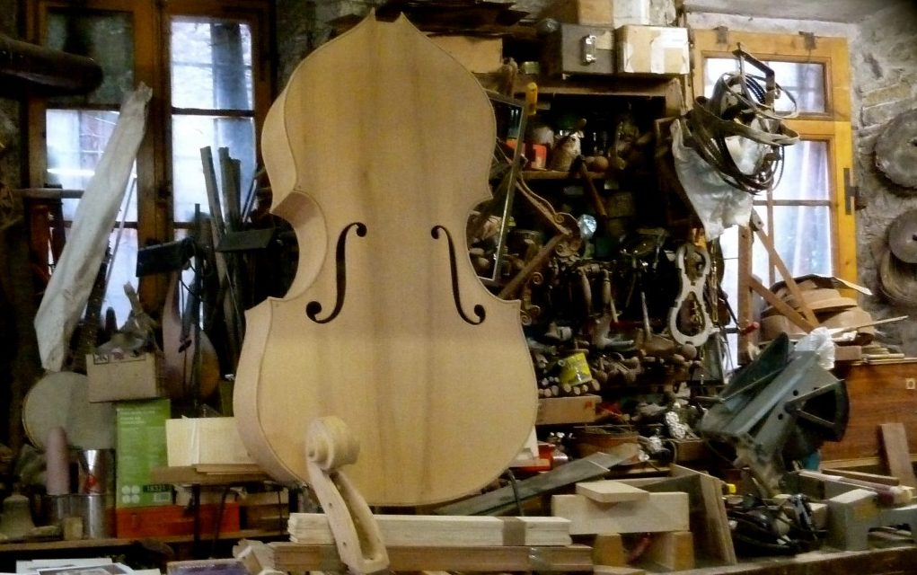 An Italian Violin Maker: By Hand