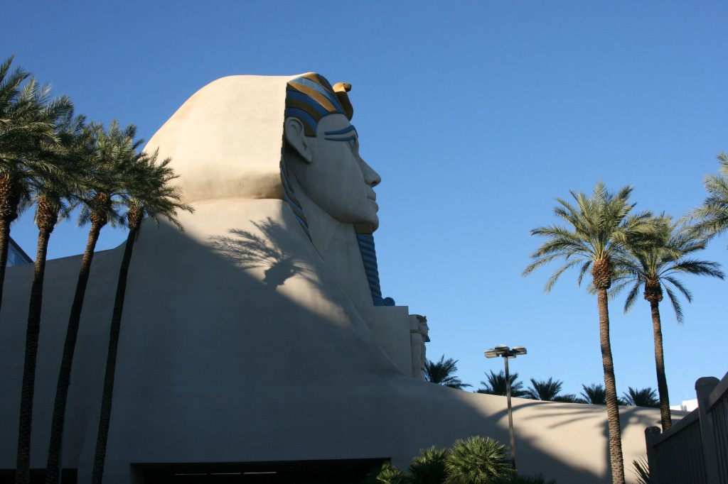 The Luxor, Las Vegas, NV