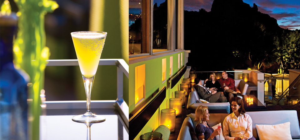Jade Bar - Sanctuary on Camelback Mountain, Phoenix, AZ