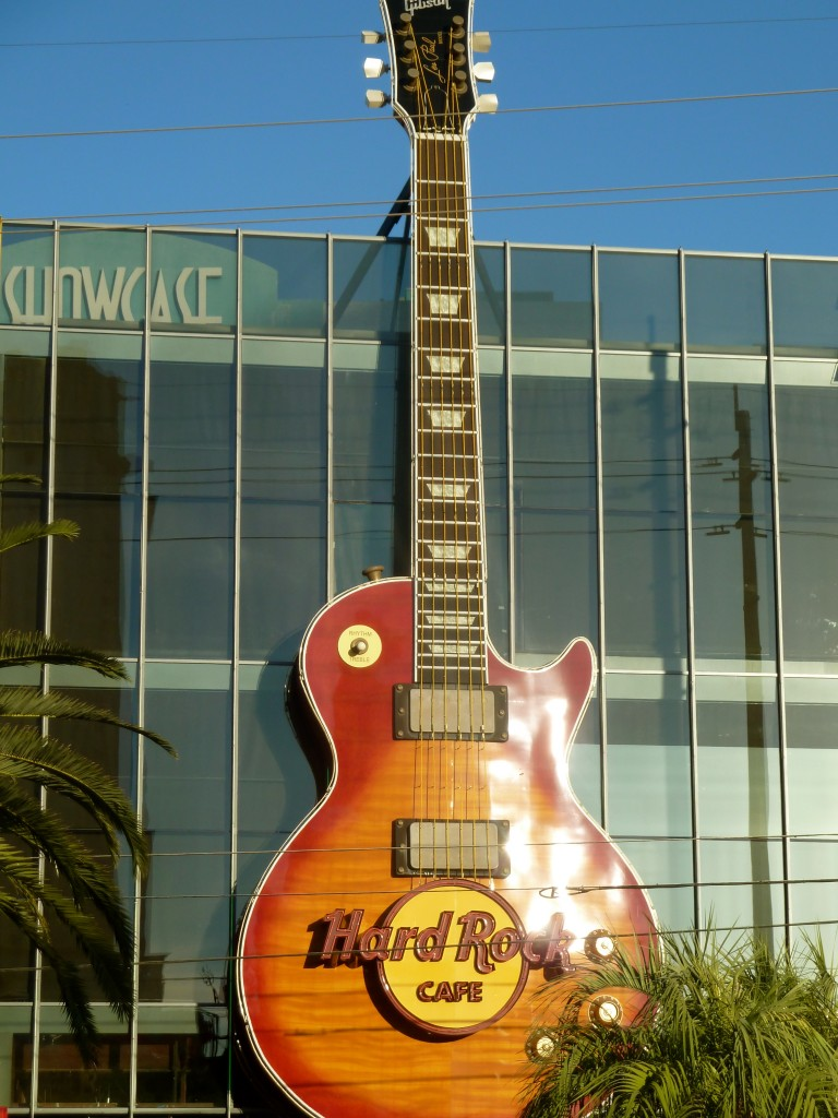 Hard Rock, Las Vegas, NV