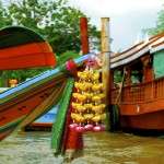 Take A Trip Down The Chao Phraya River, Bangkok, Thailand