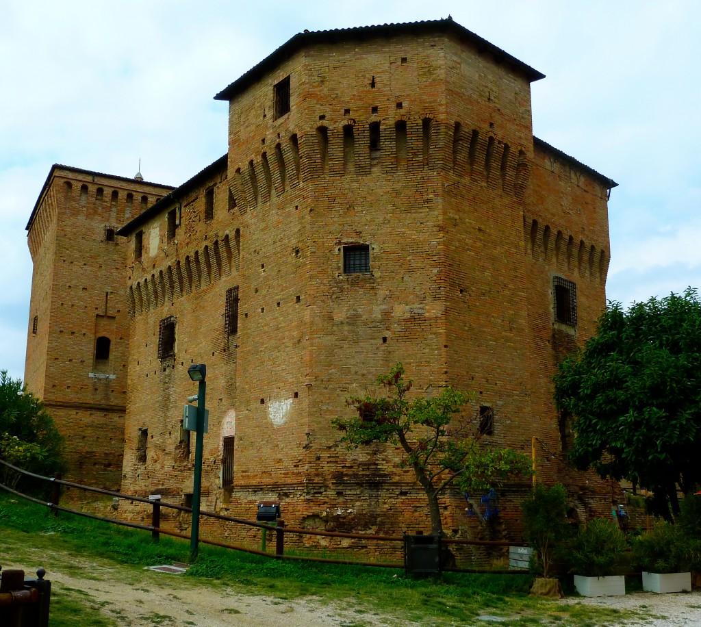 La Rocca Malatestiana, Cesena, Italy