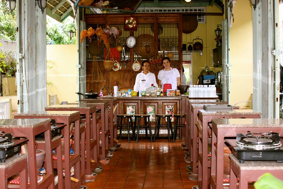 Amita Thai Cooking Class Bangkok, Thailand