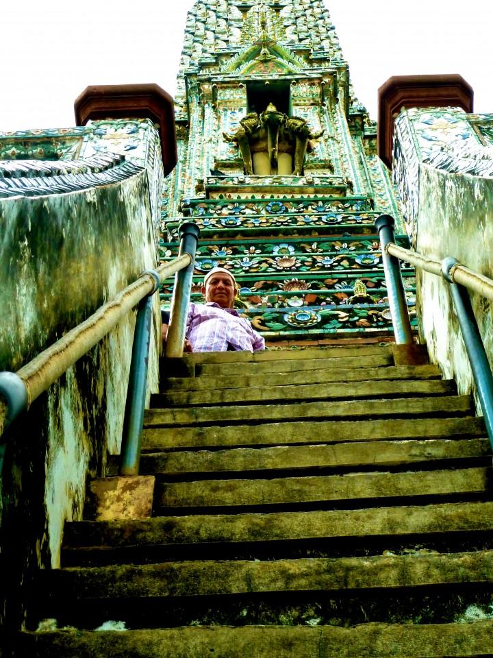 Thailand Temple, Wat Arun Bangkok