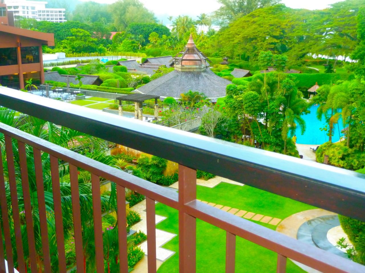Shangri La's Rasa Sayang Resort, Penang, Malaysia