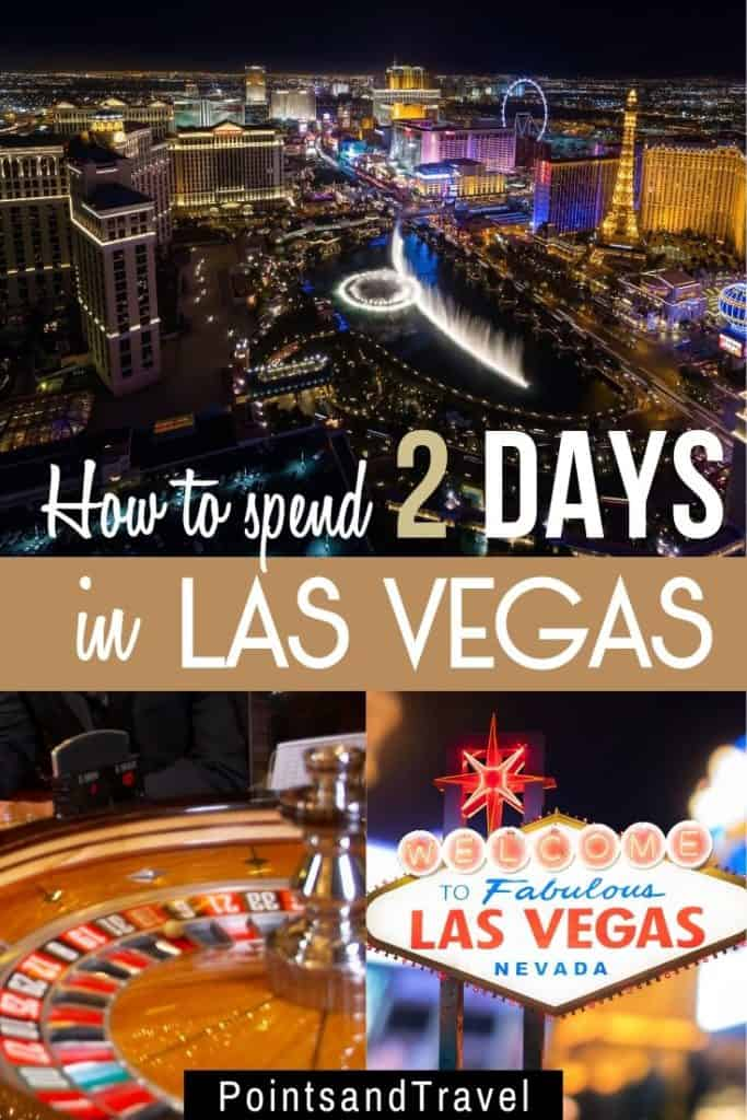 How to spend 2 days in Las Vegas, The ultimate weekend in Las Vegas, #LasVegas #Nevada #Gambling