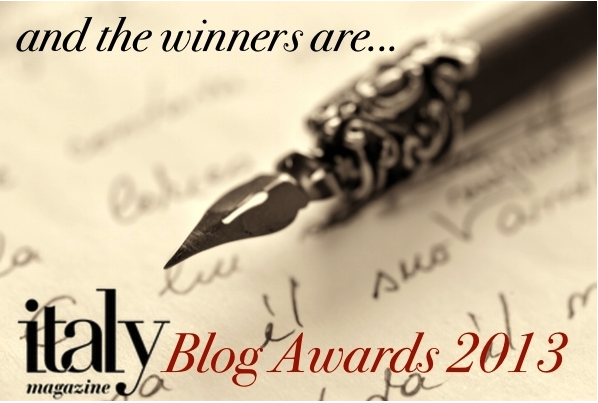 Italy Magazine - Blogger Awards 2014