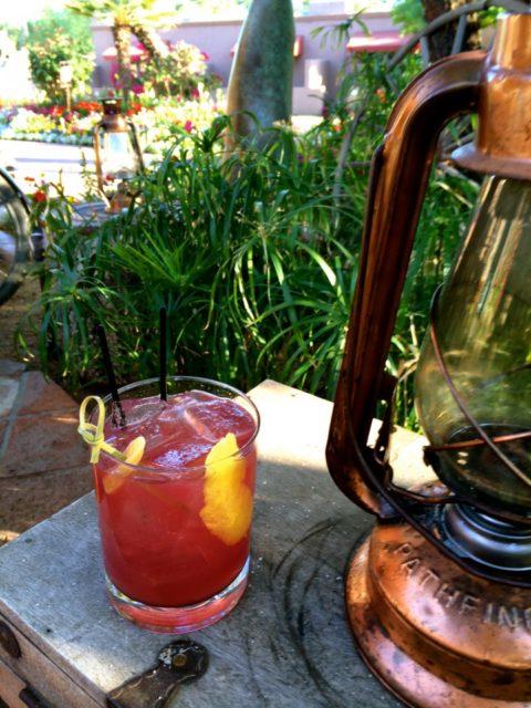"""El Diablo"" at Last Drop Bar, Lon's at the Hermosa Inn, Paradise Valley, AZ"